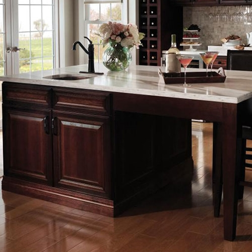 Kitchen Cabinet Selection